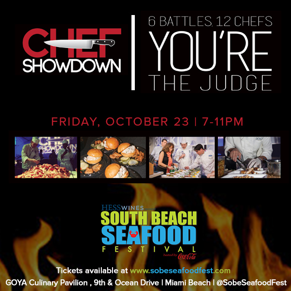 Chef Showdown Digital Ad